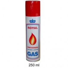 Газ для зажигалок ROYAL (Роял) 250мл.