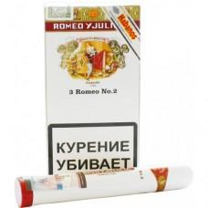 Сигары Romeo Julieta №2 Tubos
